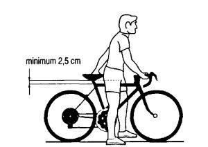 Настройка велосипеда: рама и седло