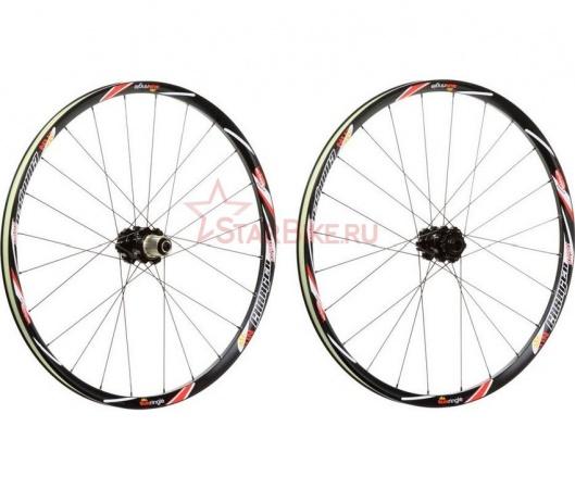 Велосипедное колесо в сборе